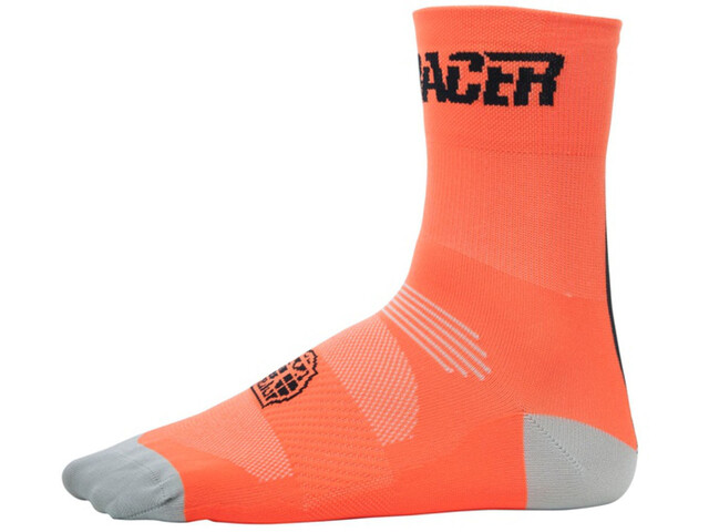 Bioracer Summer Socks fluo orange